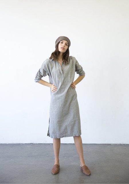 It Is Well L.A. Open Back Stripe Dress