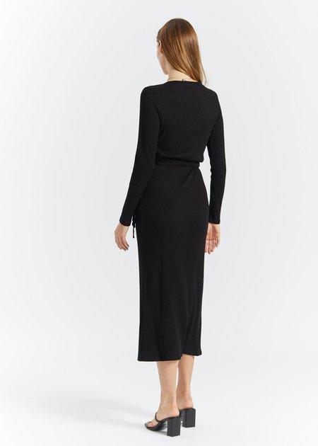Just Female Edda Wrap Dress