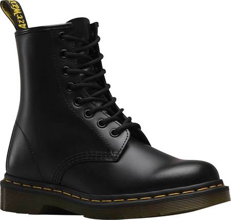 Dr. Martens 1460 Smooth Boots - Black