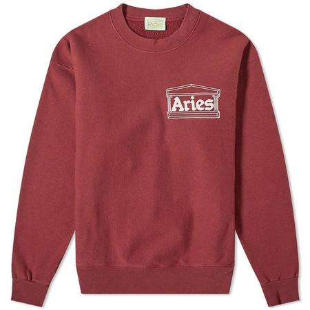 Aries Arise Classic Temple Sweat