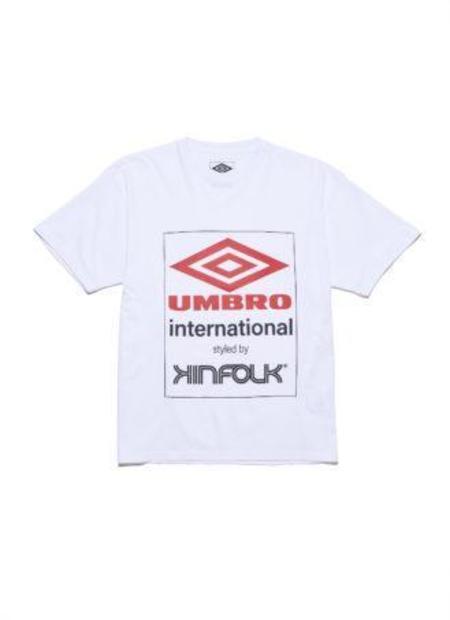 Umbro X Kinfolk Beliel Marcana T-Shirt