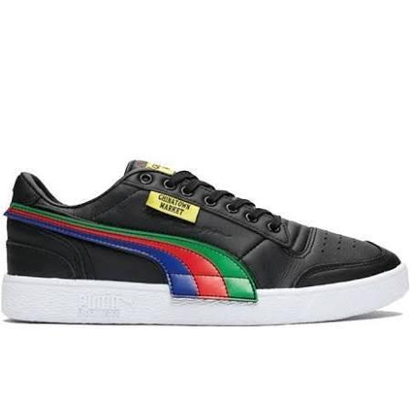 Puma x Chinatown Market Ralph Sampson Lo Sneakers - Black