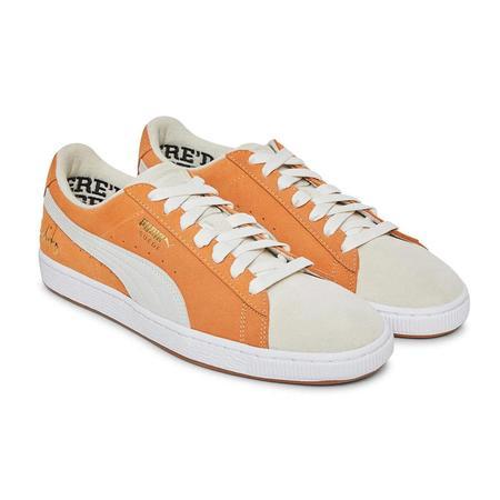 Puma x Bobbito Suede Classic Sneakers - Orange