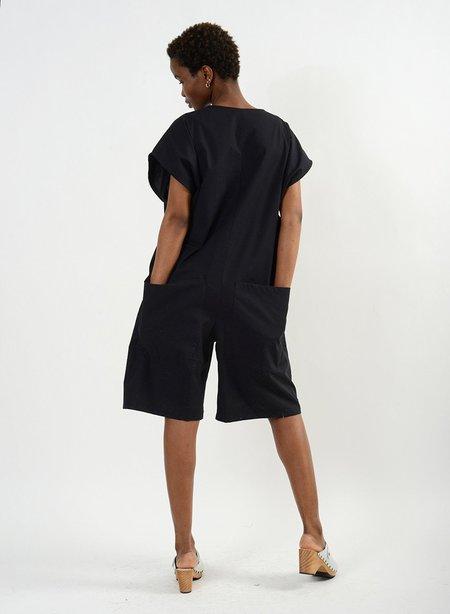 MiMi Frocks Michelada Jumpsuit - Black