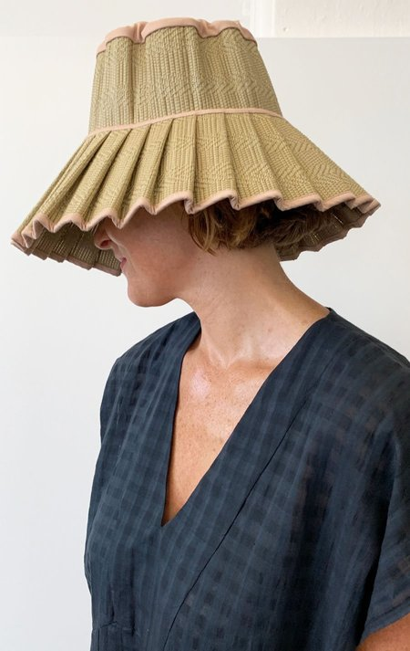 Lorna Origami Summer Hat - Natural