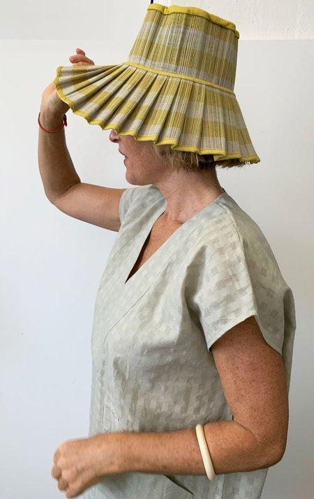 Lorna Origami Summer Hat - Stripe