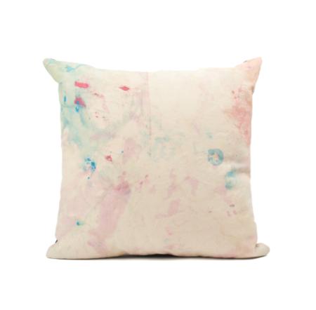 Molly Ryan Dropcloth Cushion - Natural