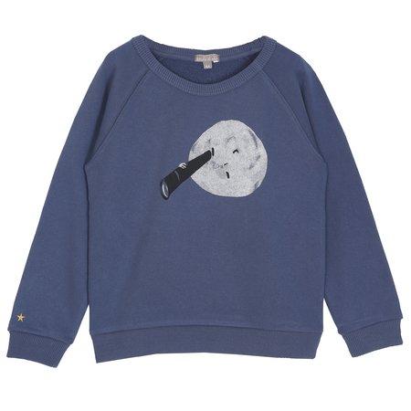 Kids Émile et Ida Lune Sweatshirt - Nuit