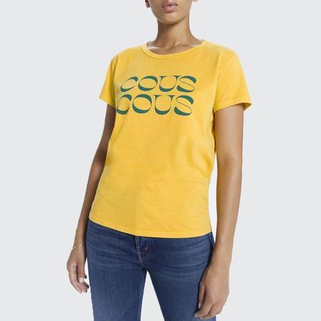 Mother Denim Boxy Goodie Goodie Tshirt