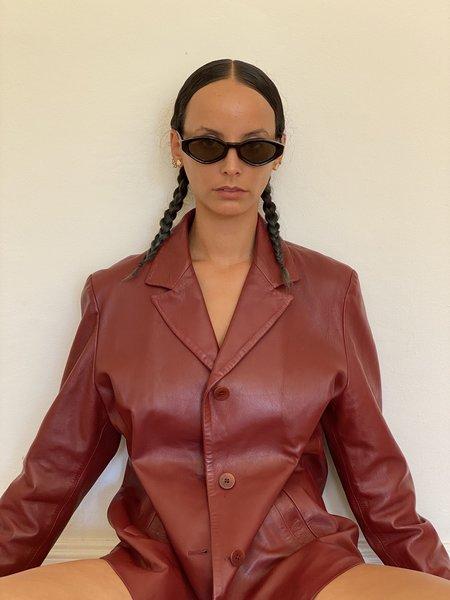 Unisex Vada Siren Sunglasses - Onyx
