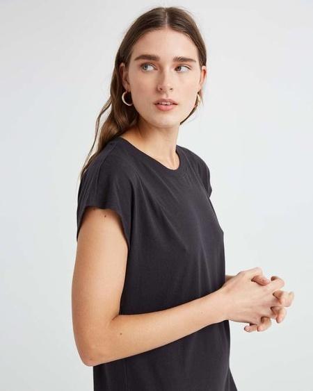 Richer Poorer Easy Dress - Black