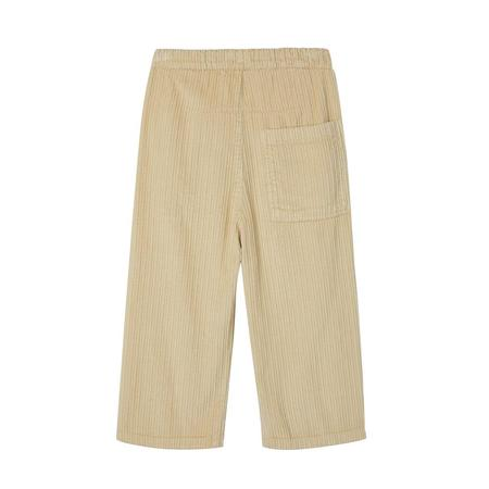 Kids Main Story Cord Barrel Trouser - Gravel