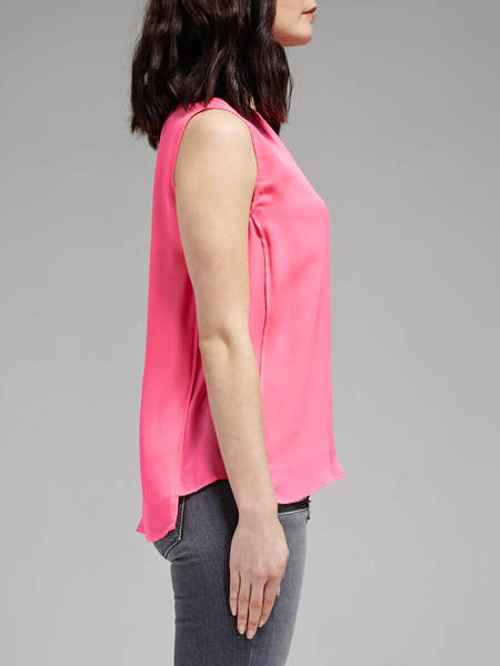 Rebecca Minkoff Walter Top - Pink