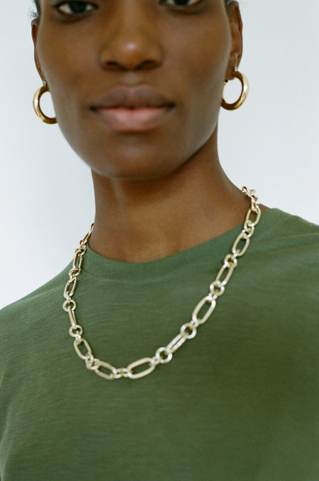 LAURA LOMBARDI Rafaella Chain - Gold Plated