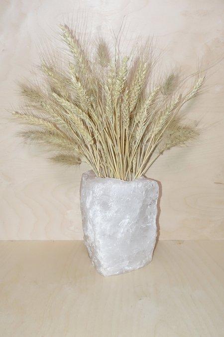 Queen City General Store Quartz Vase