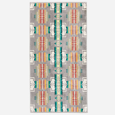 Pendleton Bath Towel Set - Chief Joseph Grey