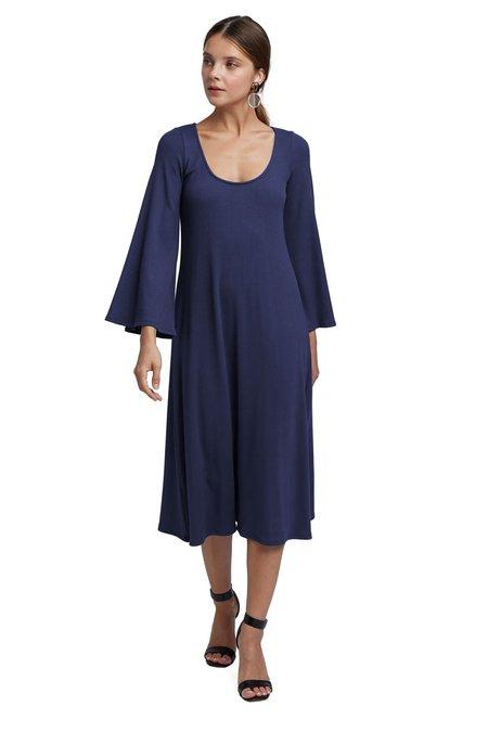 Rachel Pally Luxe Rib Thora Dress - Ink