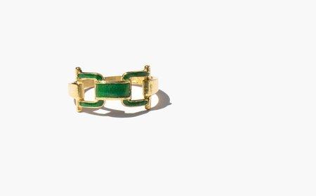 Vintage Kindred Black Trimmier Ring
