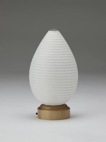 Ameico Asano Washi Paper Seed Lantern LED Light