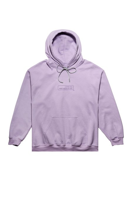 The Celect Googled You Hoodie - Purple