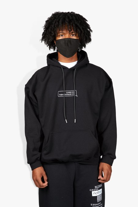 The Celect Googled You Hoodie - Black