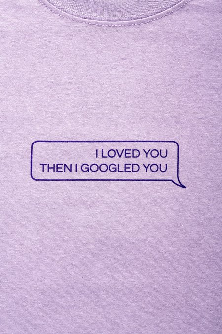 The Celect Googled You T-Shirt - Purple