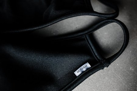 Leo Boutique Face Mask V2 6 Pack - Black