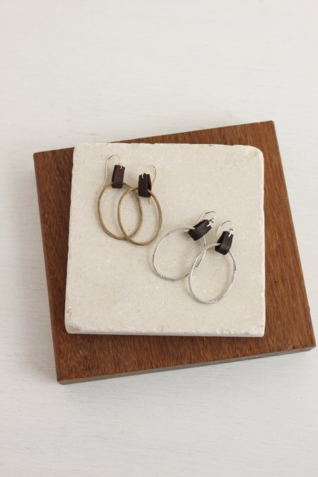 CLP Jewelry CLP Medium O earrings