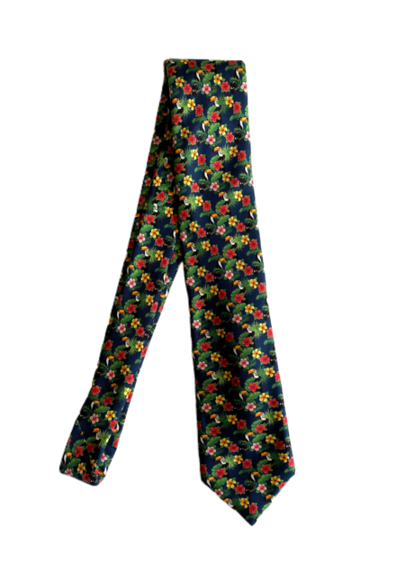 Altea Olona Silk Tie