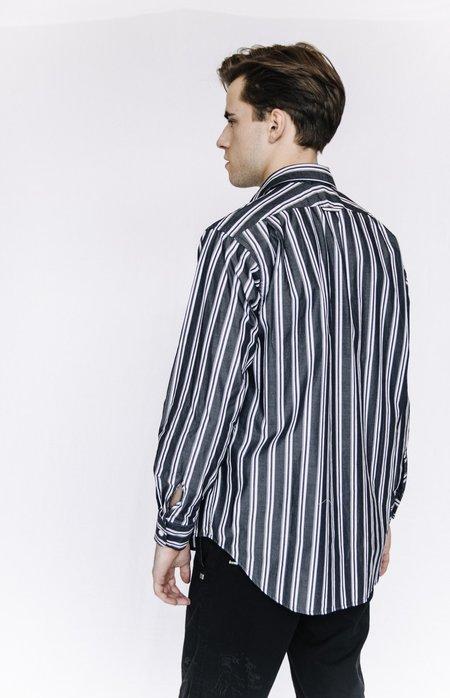 Engineered Garments Striped Button Down