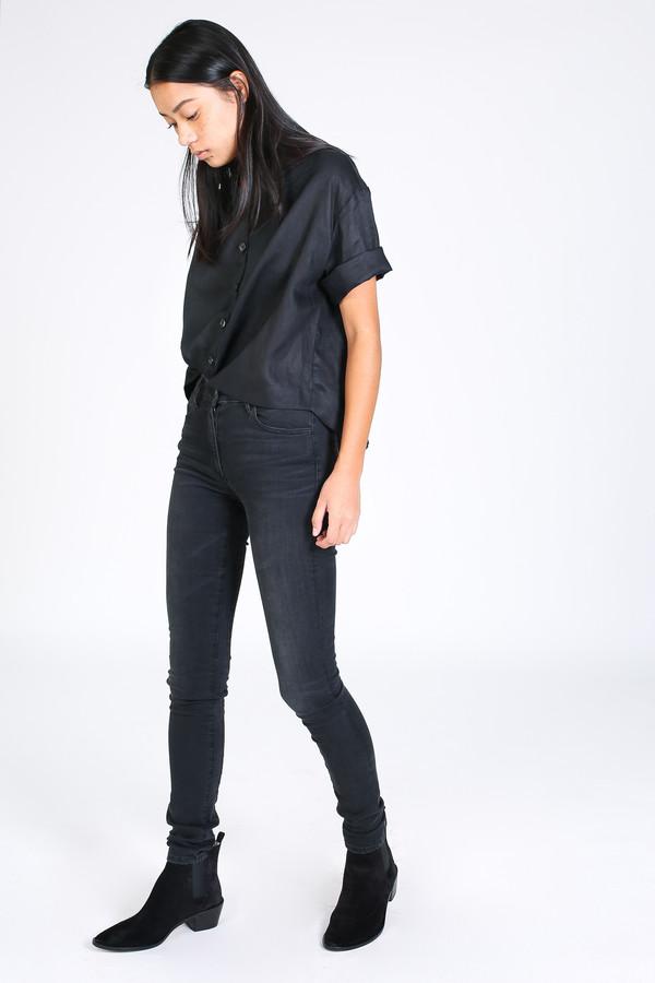 Ursa Minor Tilly blouse in black