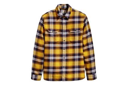 Levi's Jackson Worker Shirt - Golden Yellow