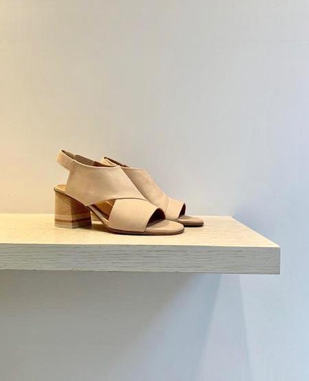 Coclico Bway Heel - Bone