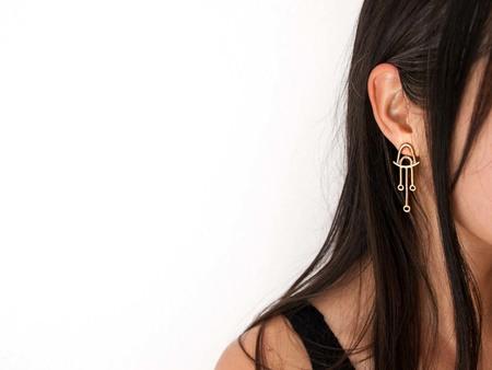 Laurel Hill Jewelry Ananke Earrings