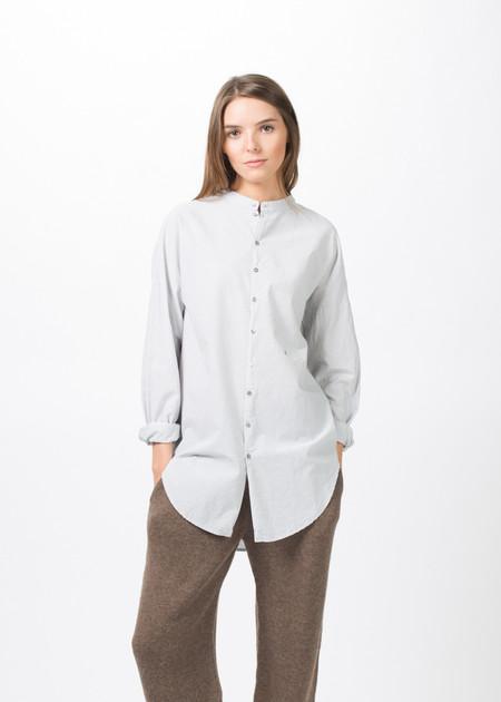 Album di Famiglia Korean Pinstripe Shirt