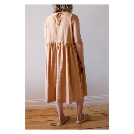 Toit Volant Summer Breeze Dress - Cafe