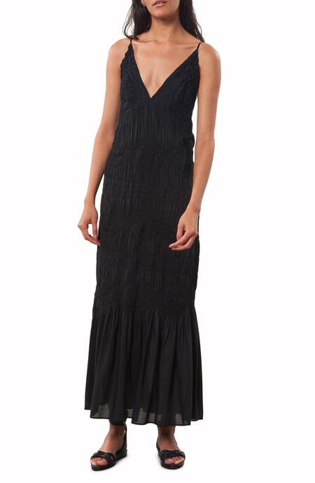 Mara Hoffman Keira Dress - Black