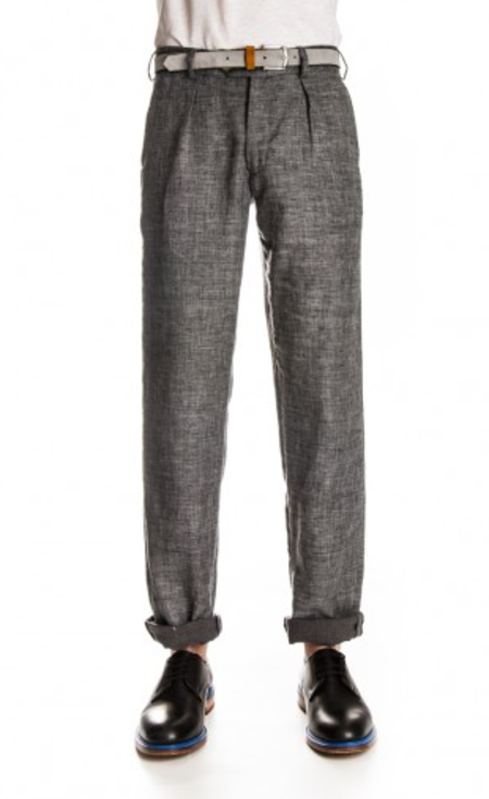 Peregrine Showroom Oliver Spencer - Pleat Trouser