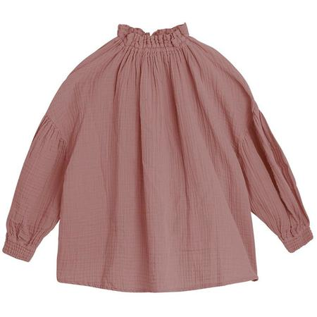 Kids The New Society Olivia Blouse - Rose Taupe