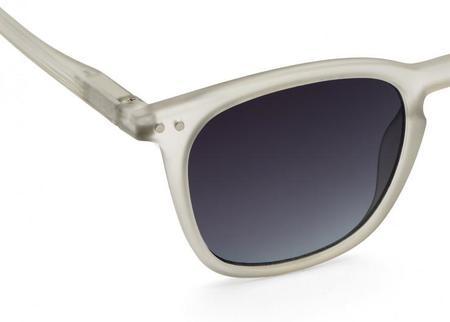 Izipizi Sunglasses #E Soft Grey Lenses - Defty Grey