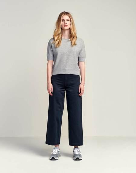 Bellerose Vella Sweatshirt Tee - Heather Grey