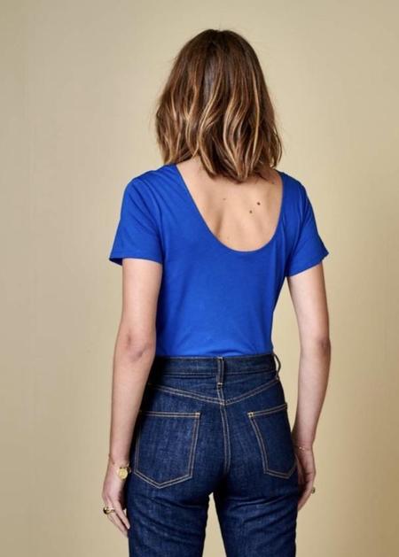 Bellerose Cox T-Shirt - Blue