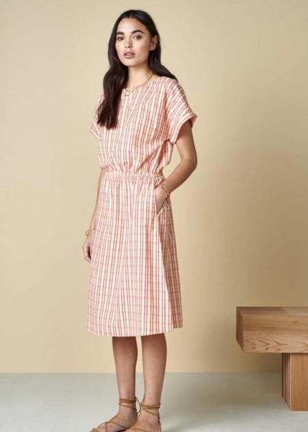 Bellerose Diallo Dress - Pink