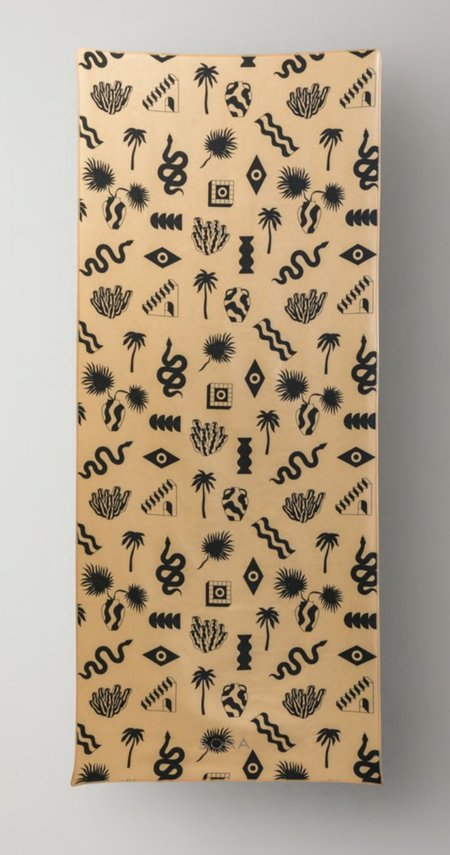 Sora Amble Towel - Sunbeam