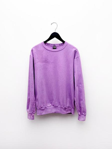 Unisex Audrey Louise Reynolds Organic Cotton Sweatshirt - Blackberry