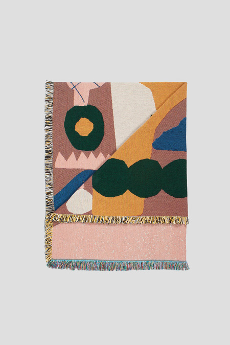 Slowdown Studio Wyatt Throw Blanket