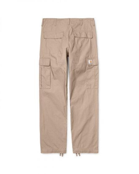 CARHARTT WIP Regular Cargo Pant - Leather Rinsed