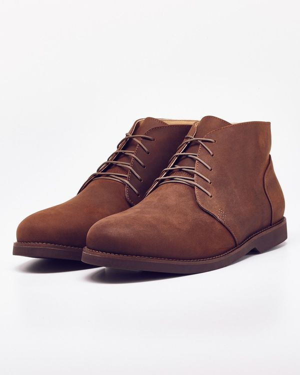 Men's Nisolo Chavito Chukka Boot Oak 5 for 5