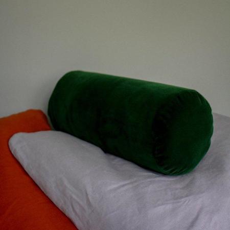 Klay NZ Velvet Bolster Cushion