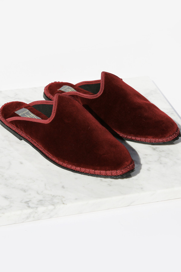 Fifi Venezia The Chic and Comfy Shoes Inspired by Traditional Venetian Slippers